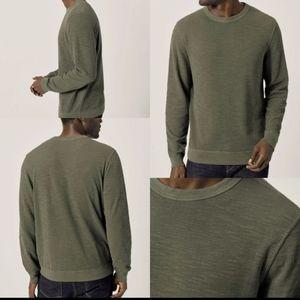 Buck mason double slub sweatshirt